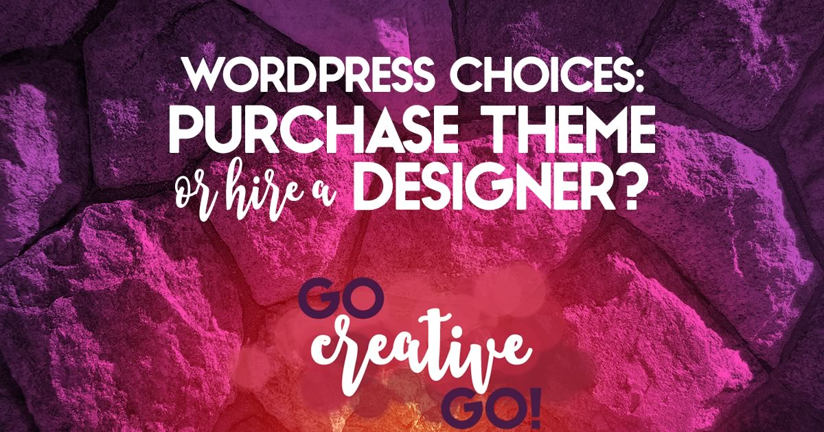Decision: Purchase A WordPress Theme Or Hire A Developer?