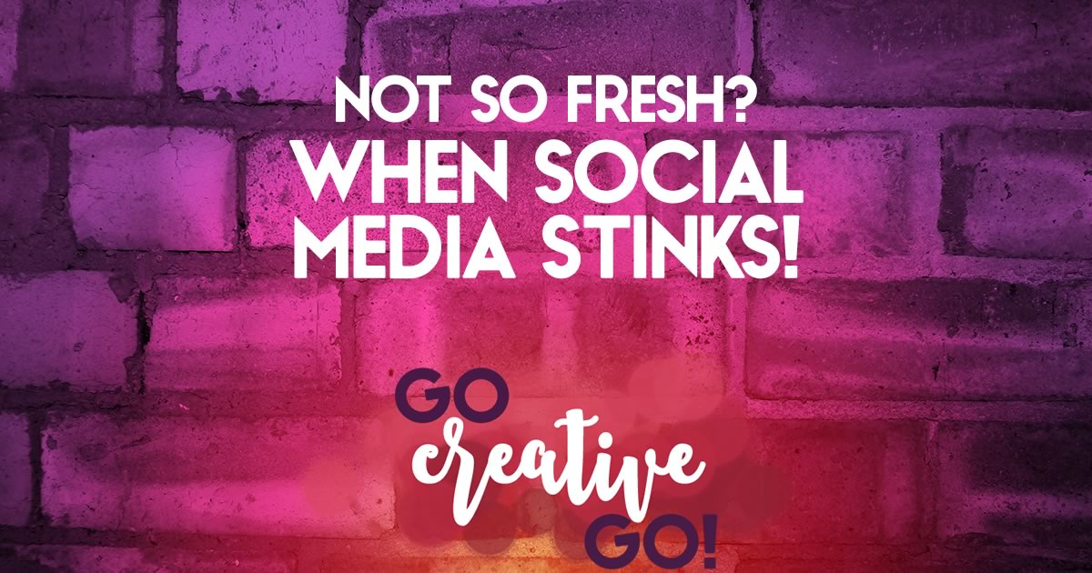 When Social Media Starts To Smell Not So Fresh!