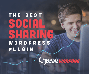 Social Warfare: Superb Social Sharing