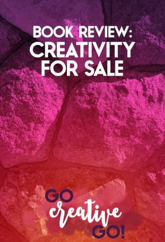 Book Review: Creativity For Sale