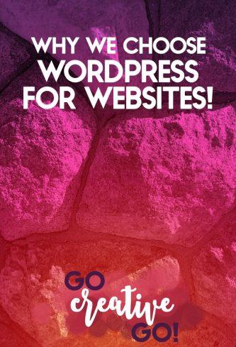 Why We Design Websites With Wordpress
