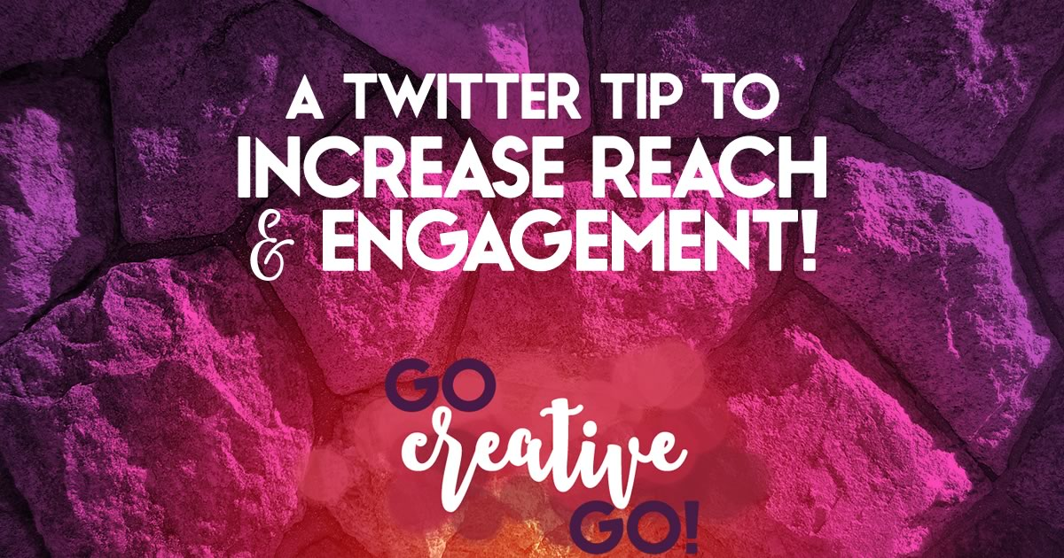 Too Simple Twitter Tip To Increase Reach & Engagement!