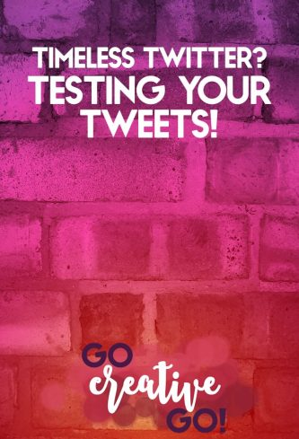 Testing The Timelessness Of Your Twitter Shares