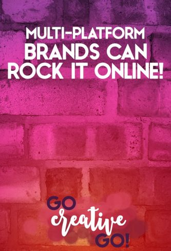 Multi-Platform Brand Marketing CAN Maintain Focus And Energy!