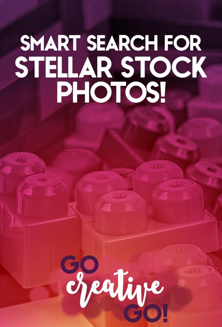 Smart Search Skills Make Stock Photo Selection Stellar!