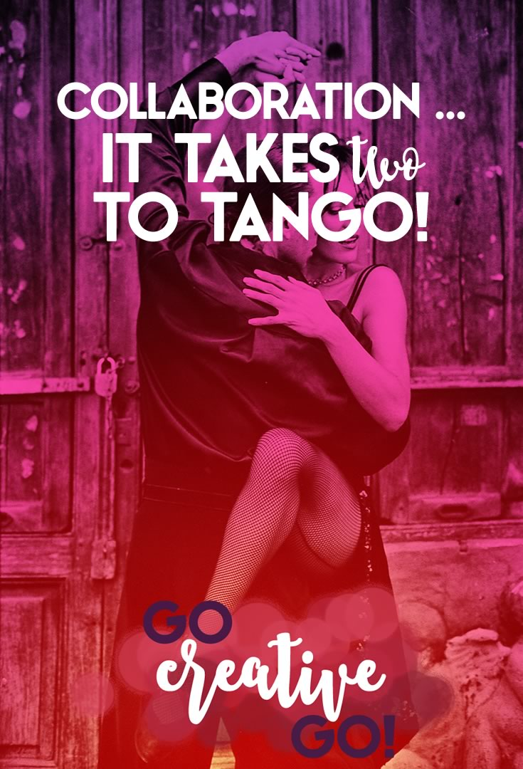 Collaboration: It Takes Two (At Least) To Tango
