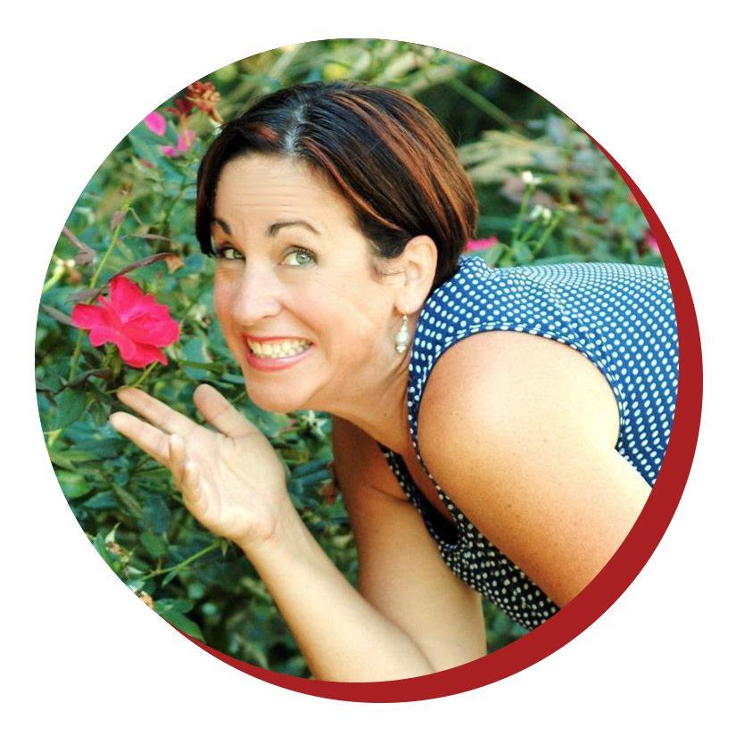 Mallie Hart of Go Creative Go!