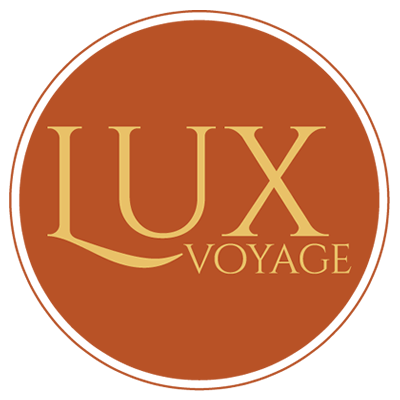 Lux Voyage: Logo & Identity Design