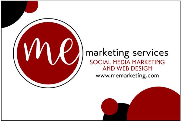 ME Marketing Services: Business Card Design